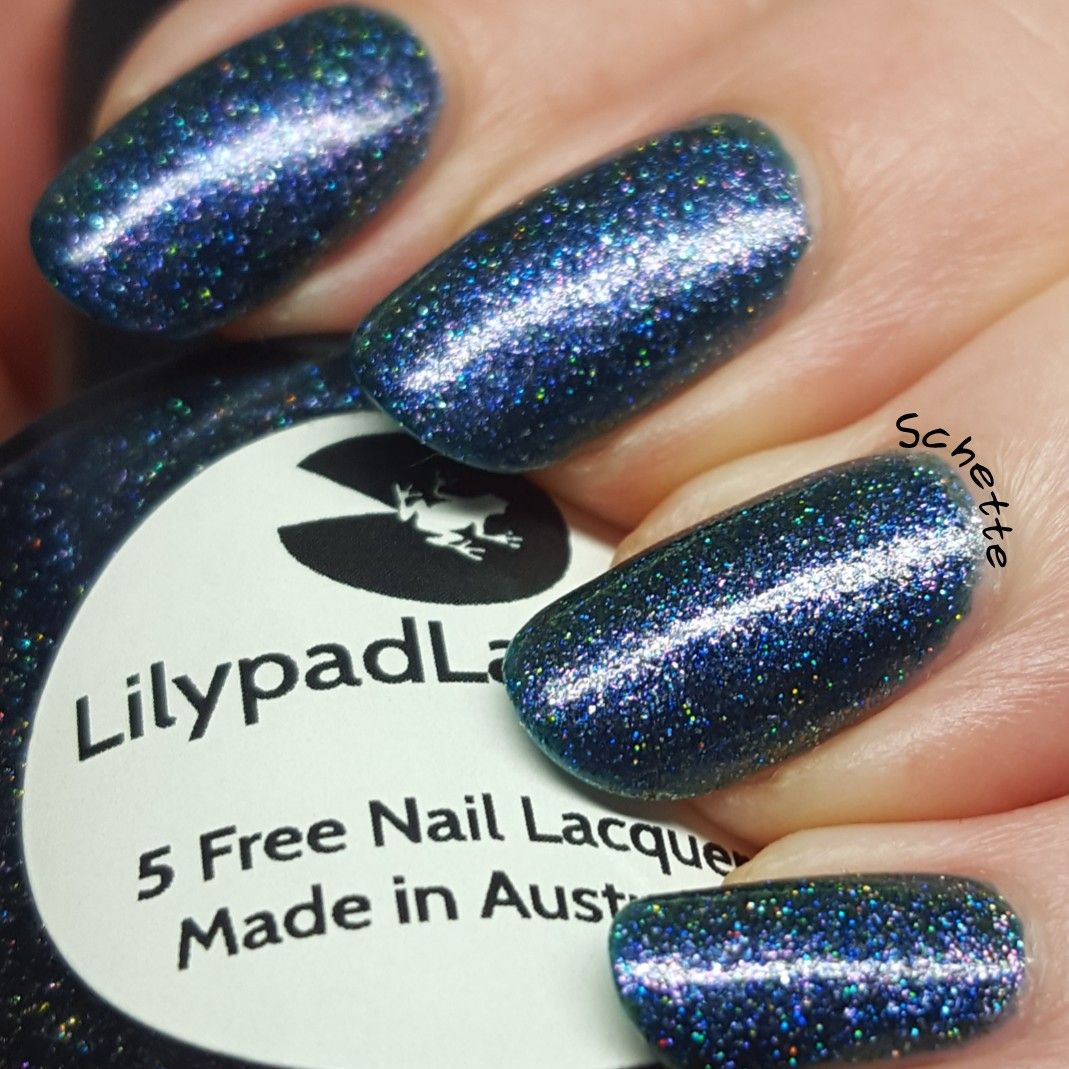 Lilypad Lacquer - Wintery Bliss