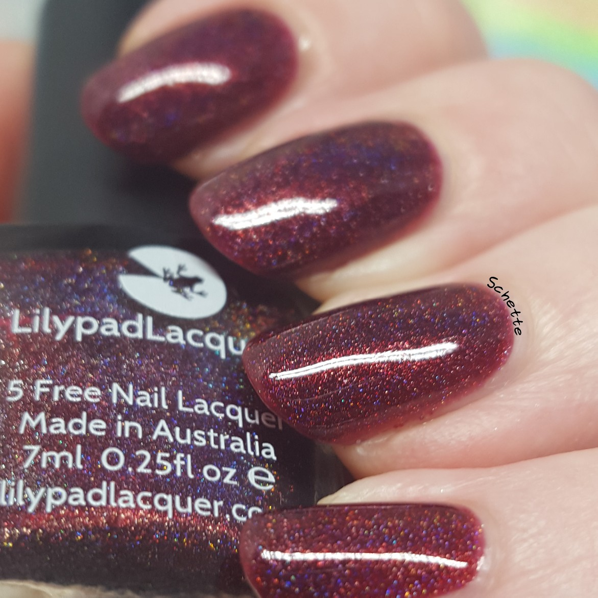 Lilypad Lacquer - Proto 2016 02