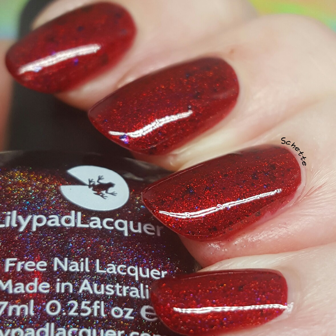 Lilypad Lacquer - Protoype 2016 1