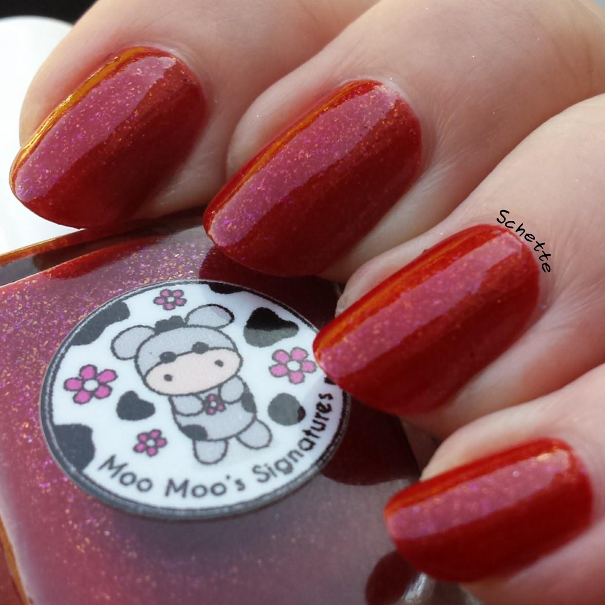 Moo Moo's Signatures - Moo's <3