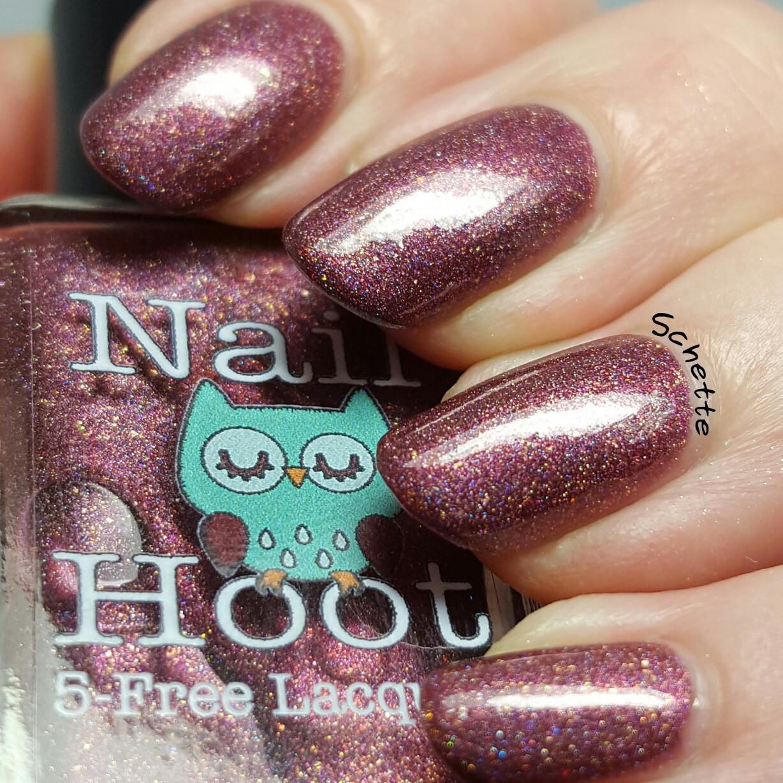 Nail Hoot - Galactic