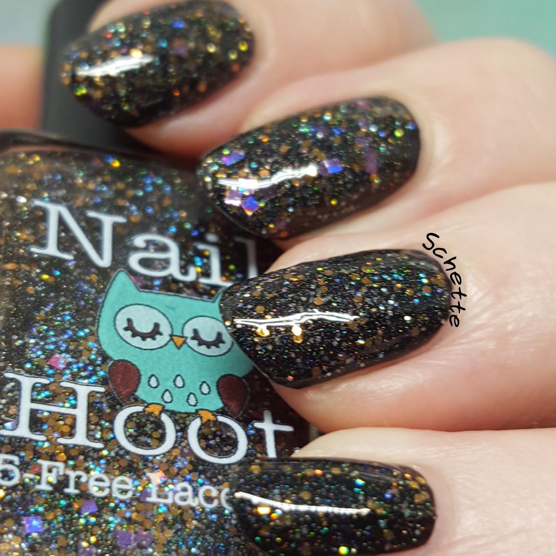 Nail Hoot - Hocus Pocus
