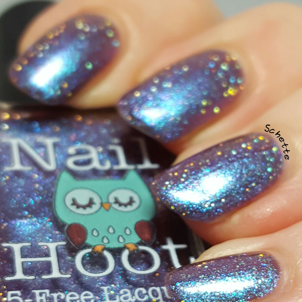 Nail Hoot - Look who's turning one !
