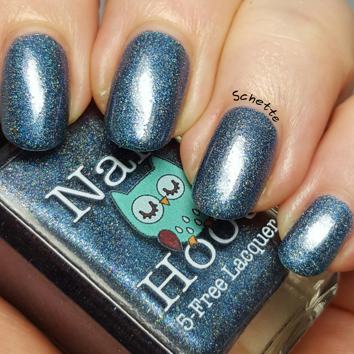 Nail Hoot - Nebula