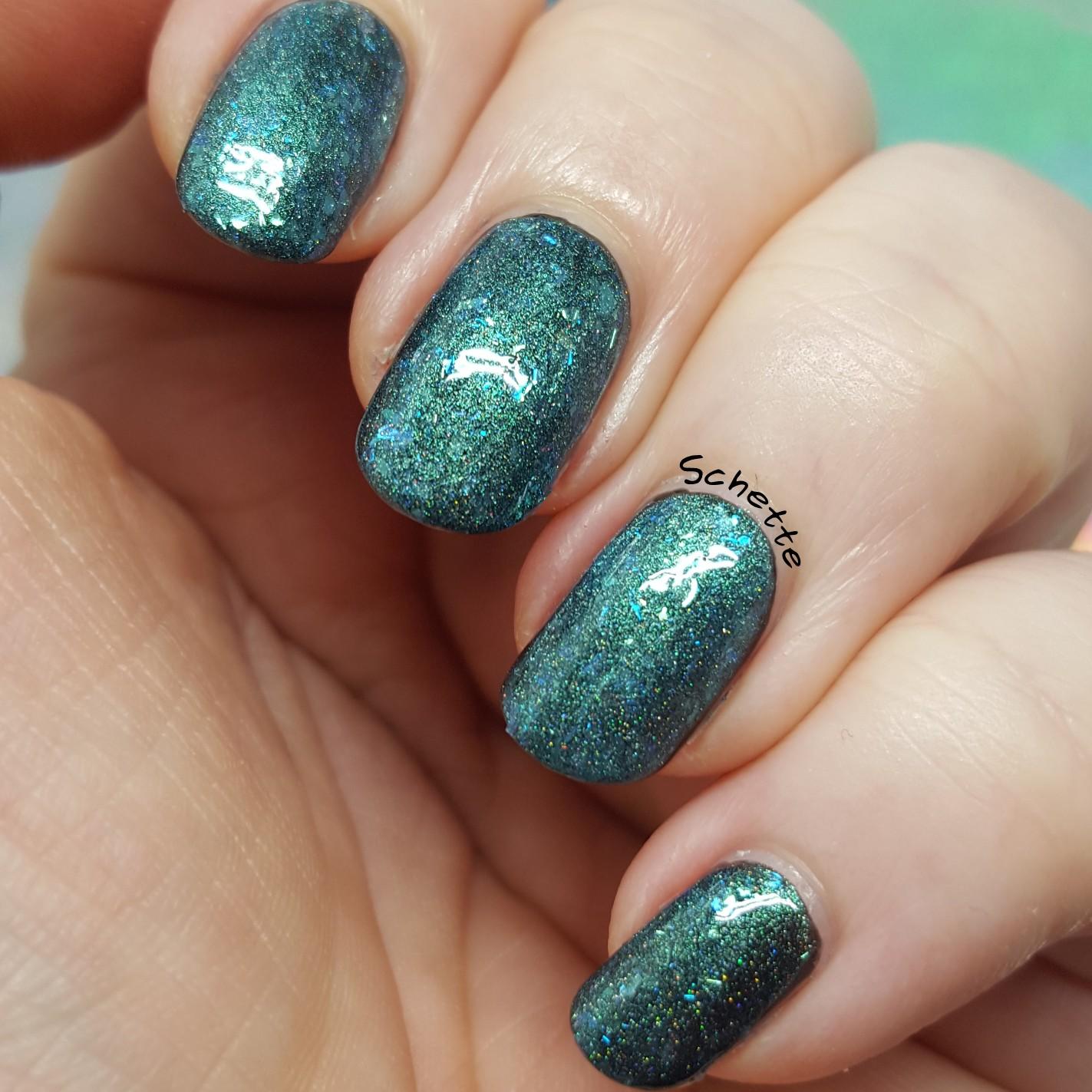 Nail Hoot - Opal October