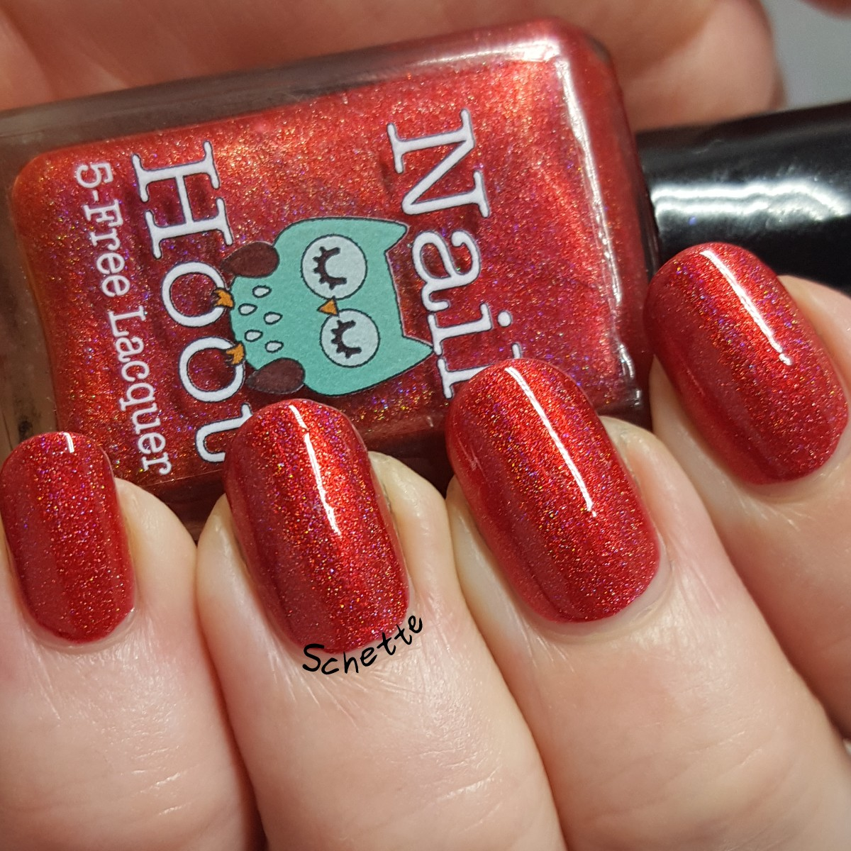 Nail Hoot - Ruby July