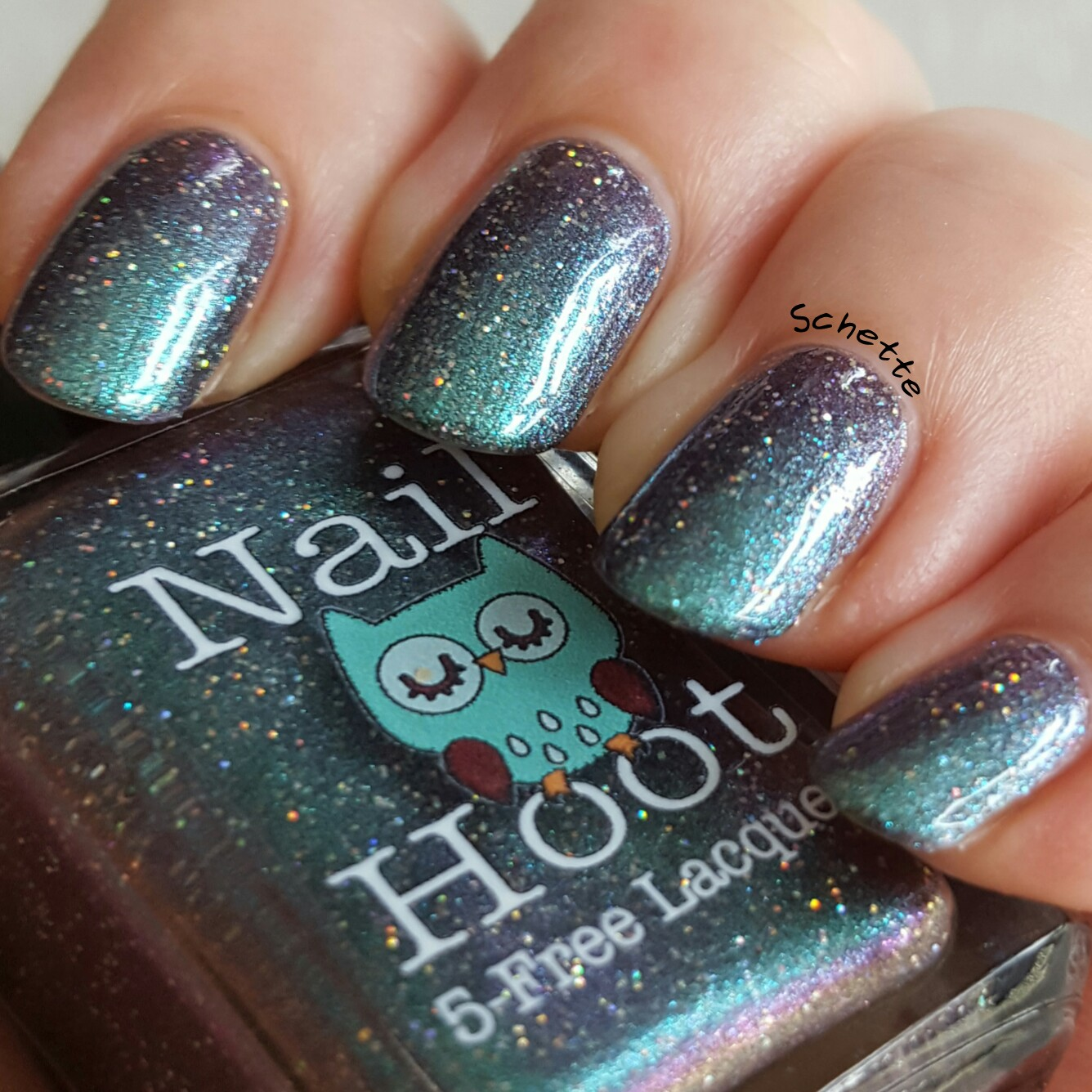 Nail Hoot - Who wants cake ?