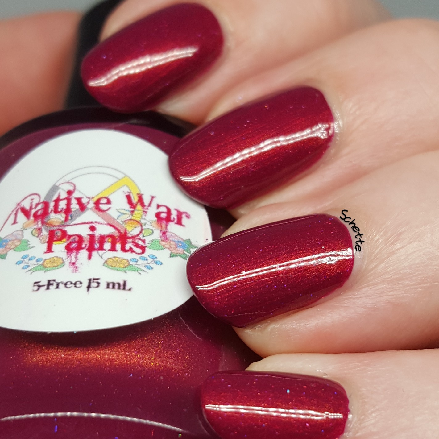 Native War Paints - Girl about town