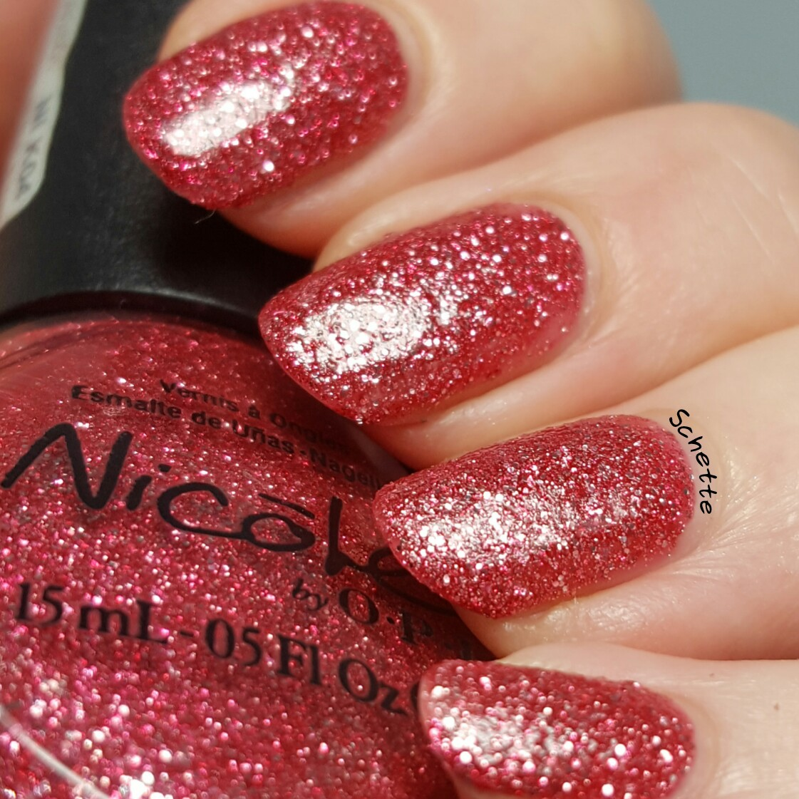 Nicole by OPI - Wear something spar Kylie