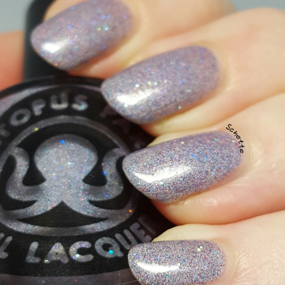 Octopus Party Nail Lacquer - Crepuscular