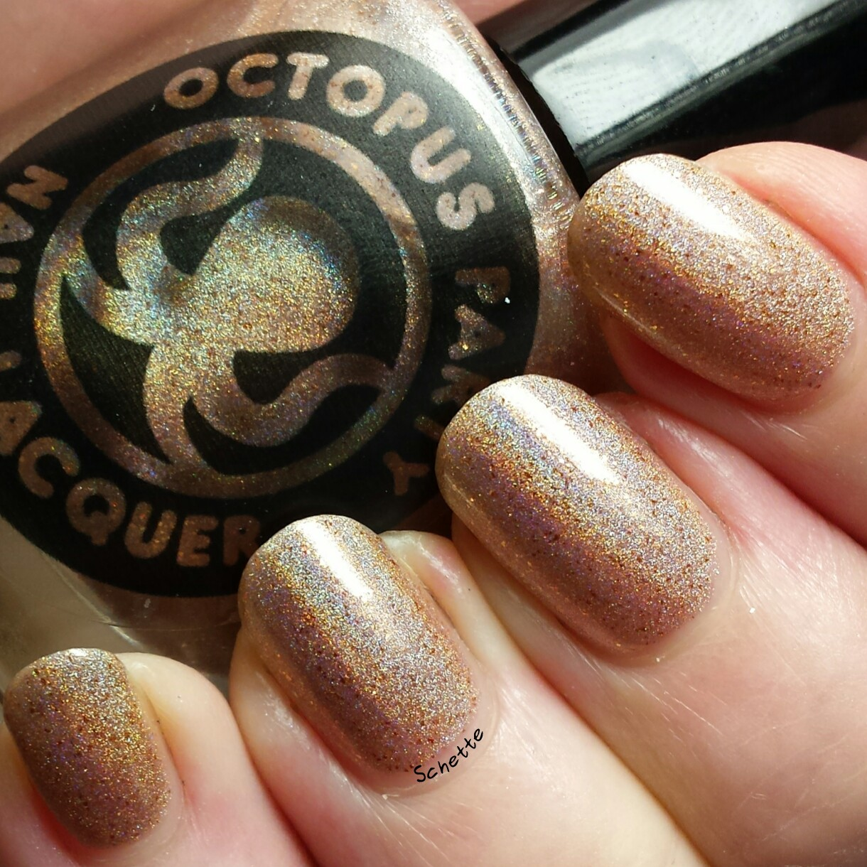 Octopus Lacquer - Body Electric