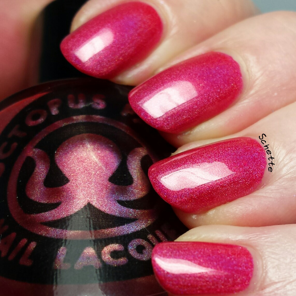 Octopus Lacquer - Bremuda High