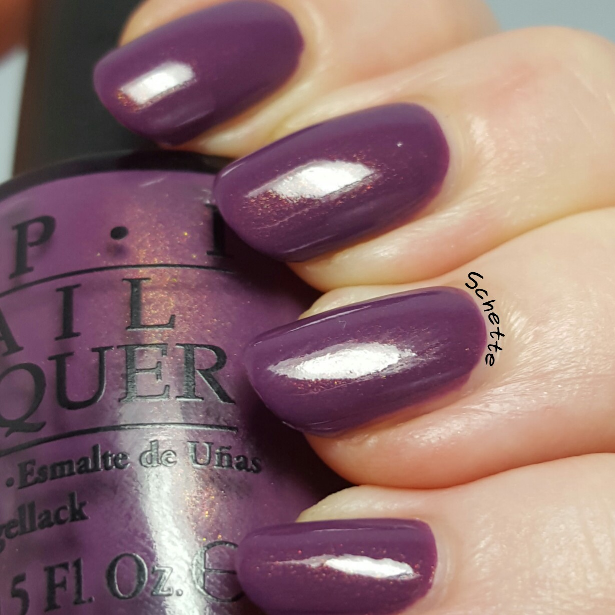 OPI - Dutch'Ya Just Love OPI ?