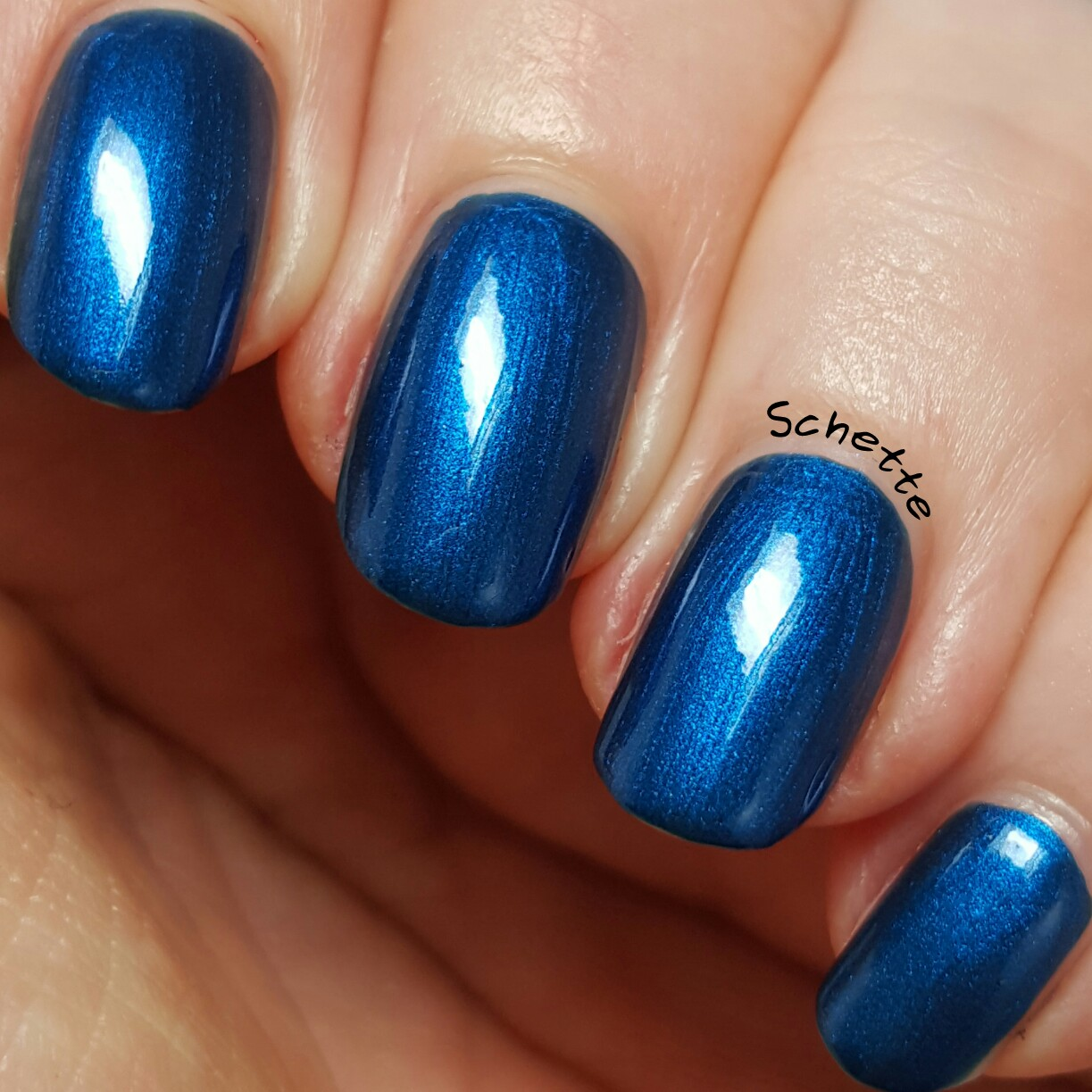 OPI - Unforgretably blue