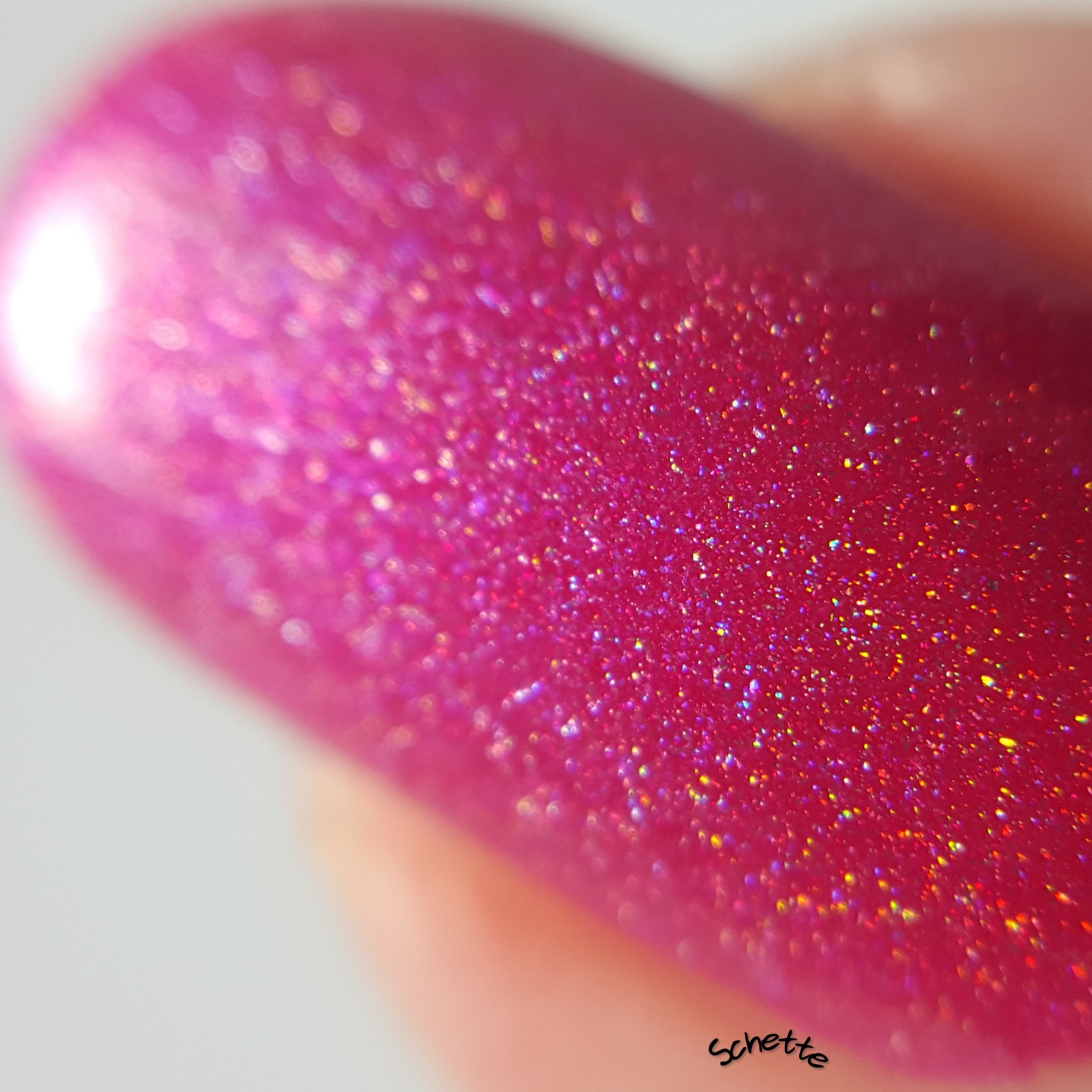 Peita's Polish - Pink Blitz