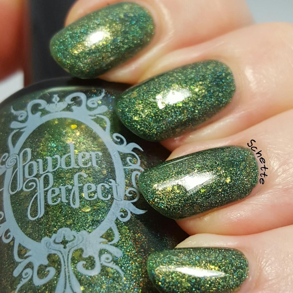 Powder Perfect - Escape to the petit trianon