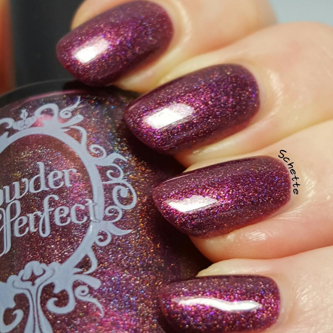 Powder Perfect - La dauphine