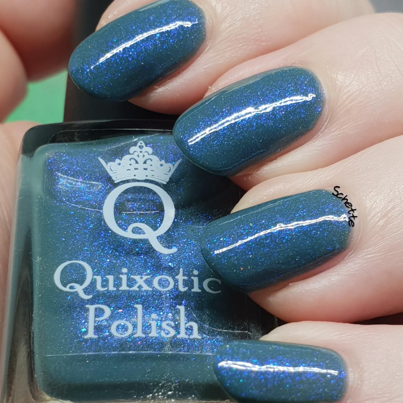 Quixotic Polish - All my secrets