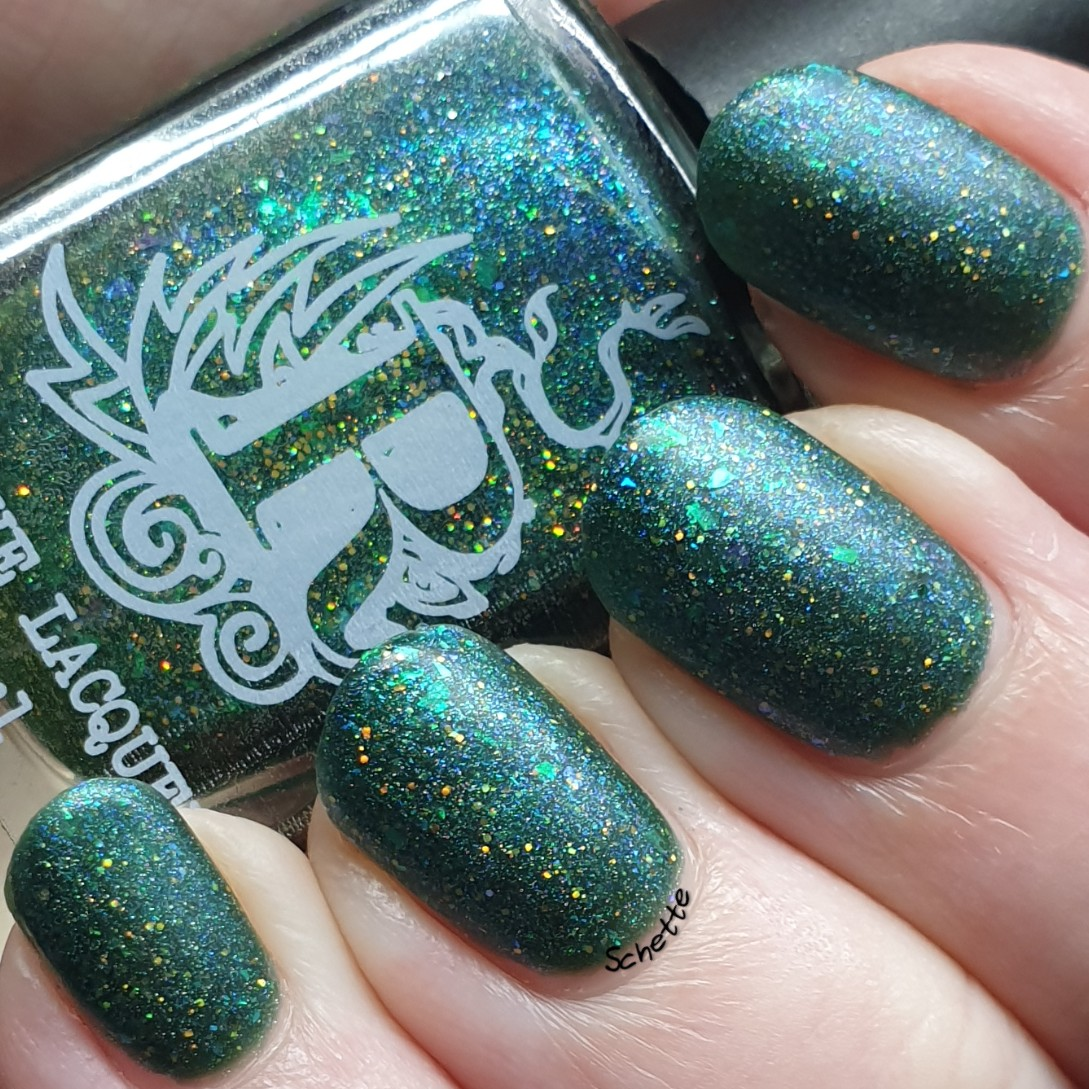 Rogue Lacquer - God of Mischief