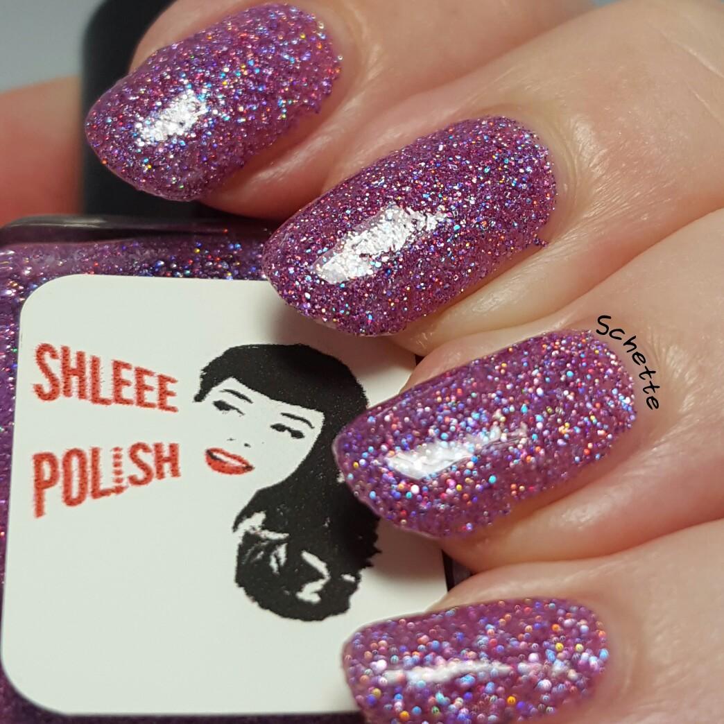 Shleee Polish - Glittering Orchid
