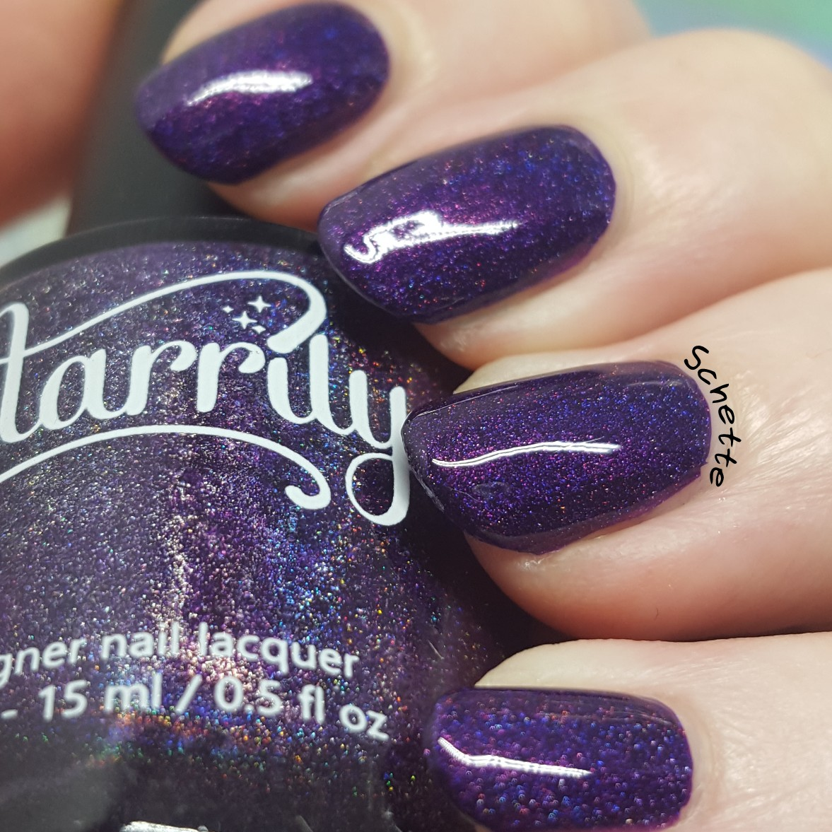 Starrily - Ultra Violet
