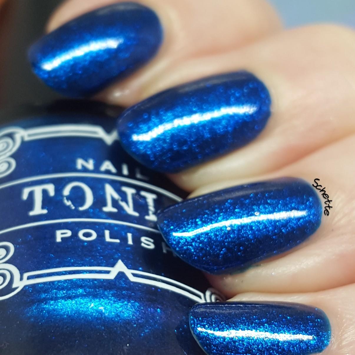 Tonic Polish - Cookie Monster