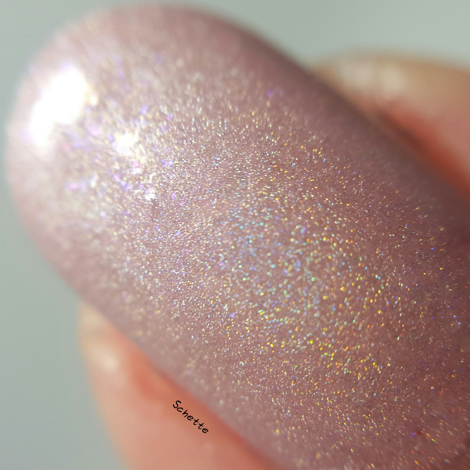 Too Fancy Lacquer - Sweet kisses