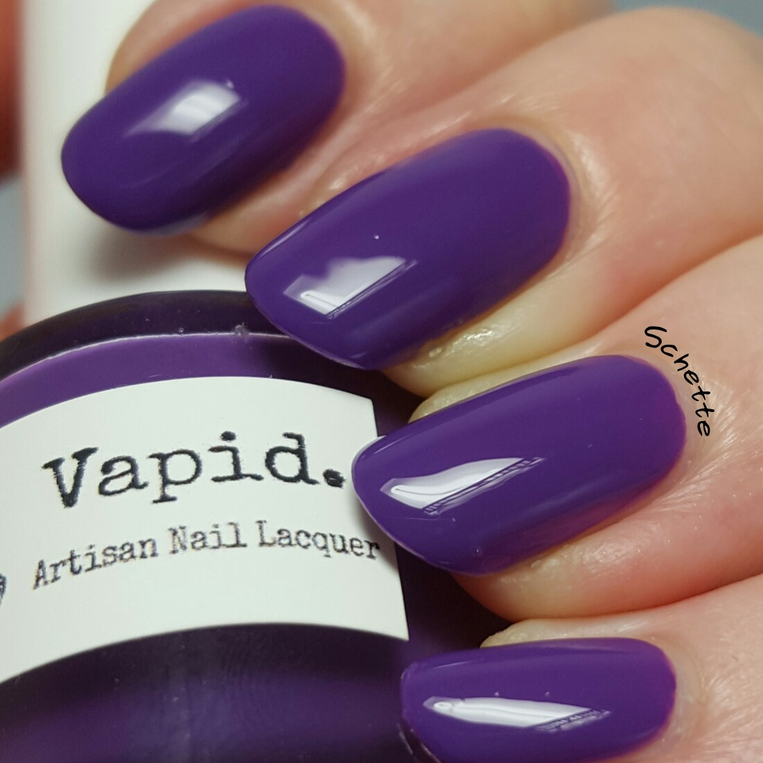 Vapid Lacquer - Feed Me Grapes