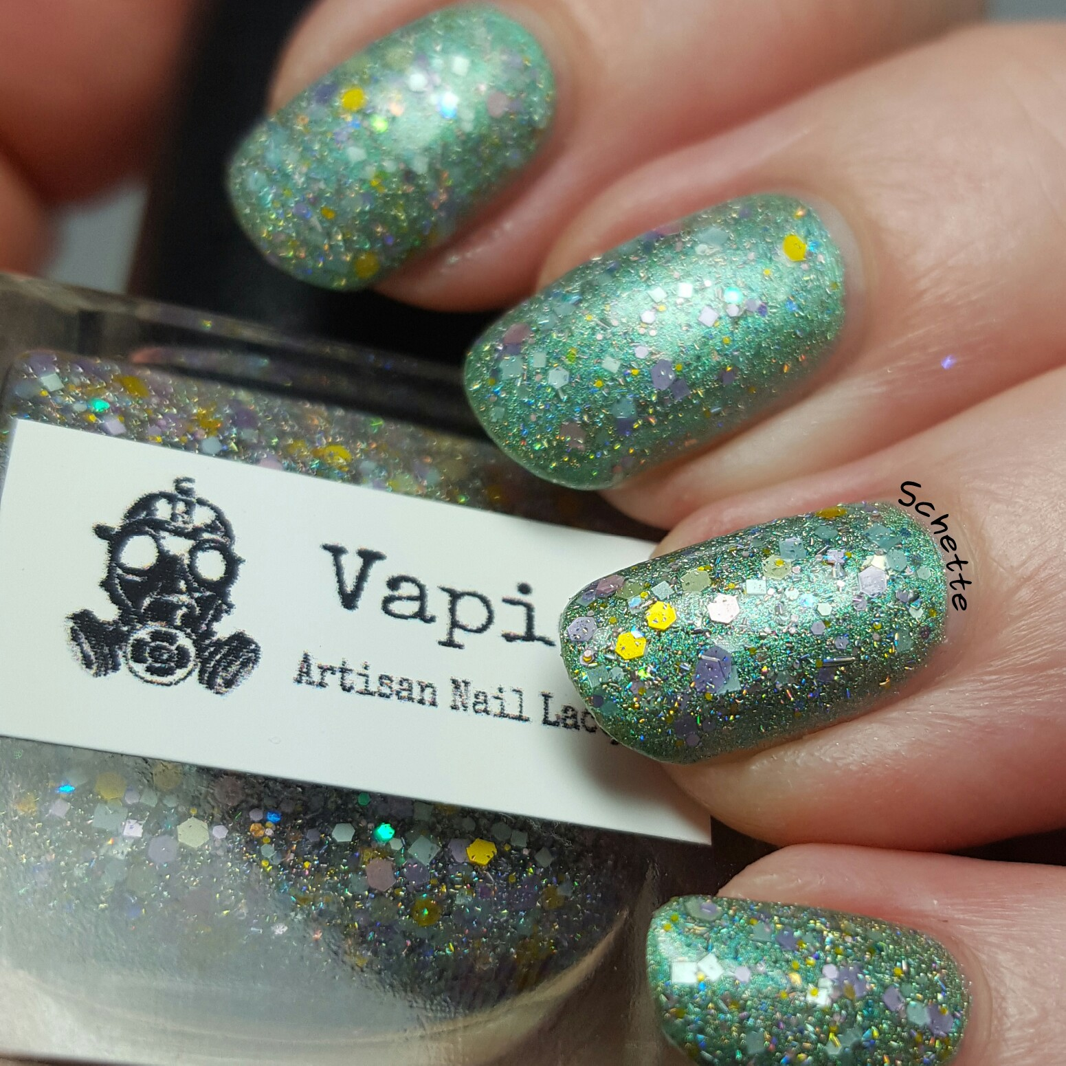 Vapid Lacquer - Pretty pretty princess