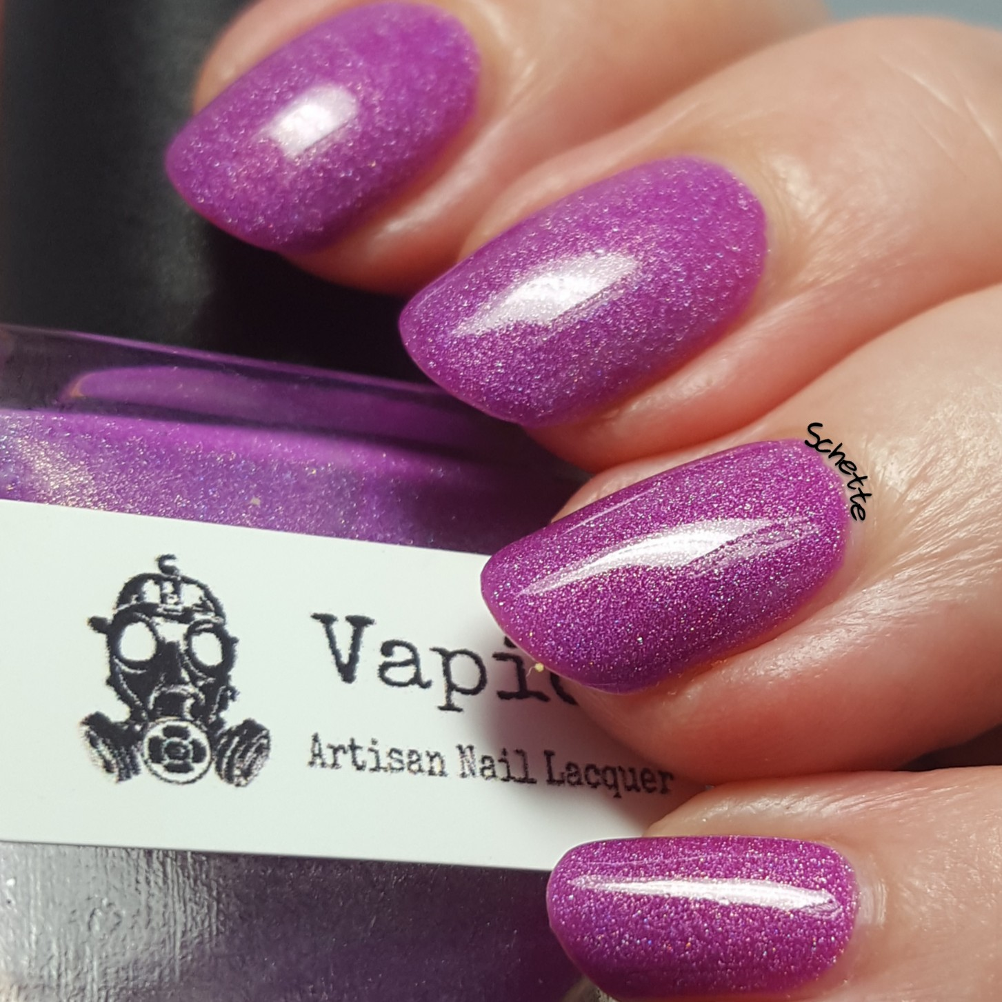 Vapid Lacquer - 1000 Steps