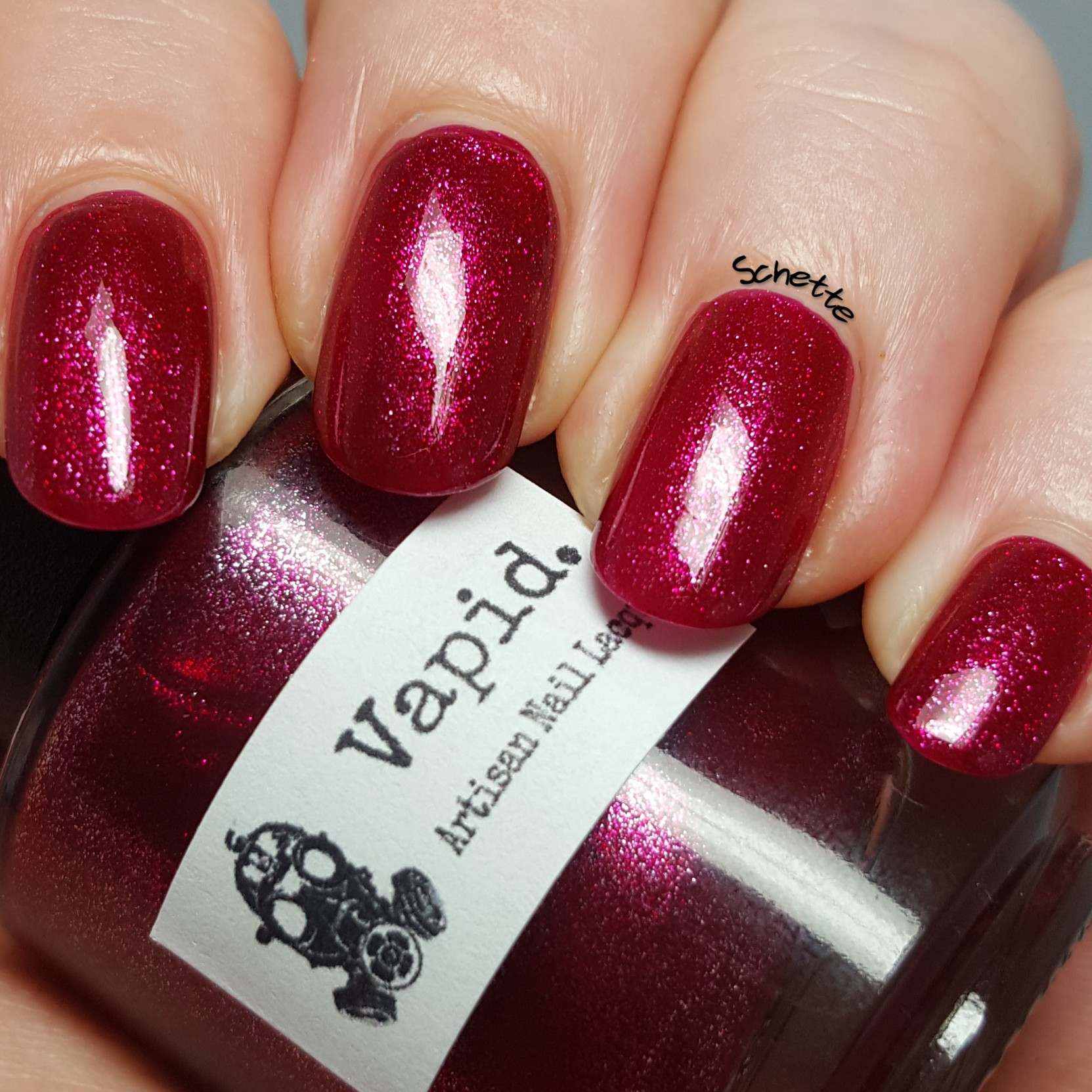 Vapid Lacquer - Candied Apple _Bobbing