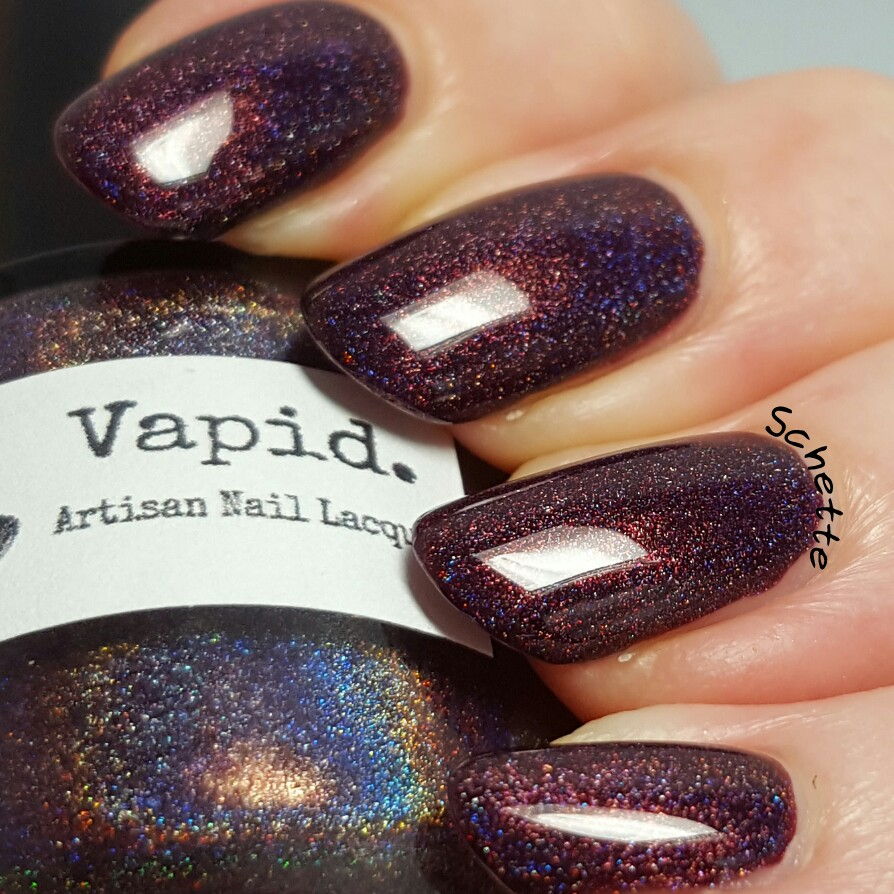Vapid Lacquer - Dark Twisted Fantasies