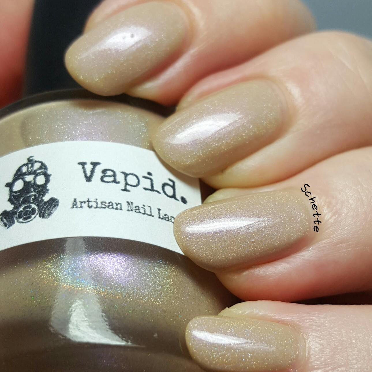 Vapid Lacquer - Buy me brunch