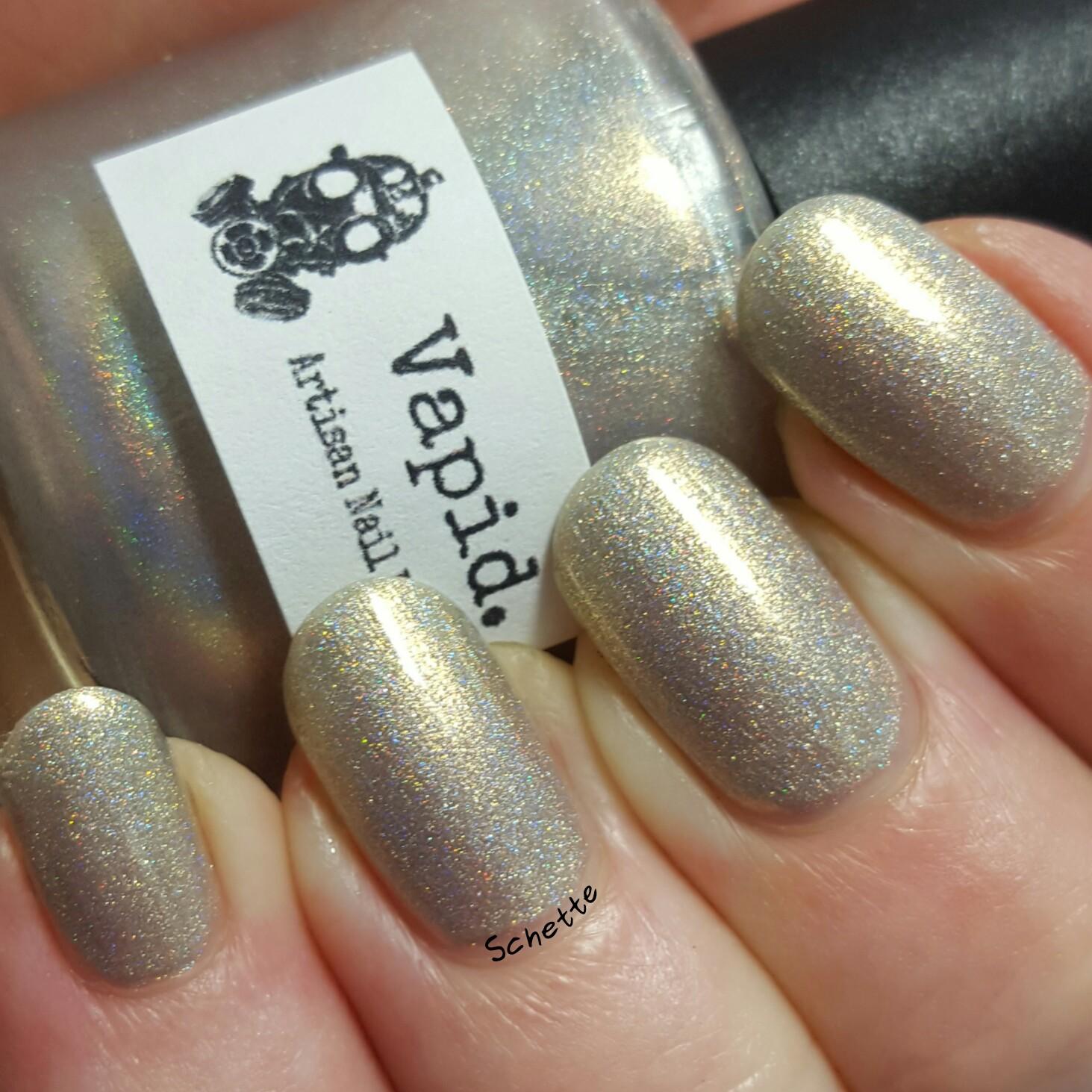 Vapid Lacquer - Gilver