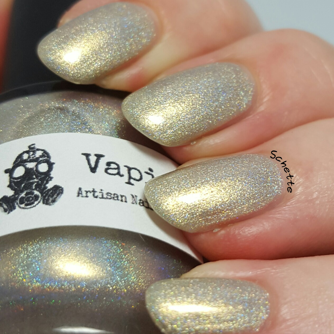 Vapid Lacquer - Gilver
