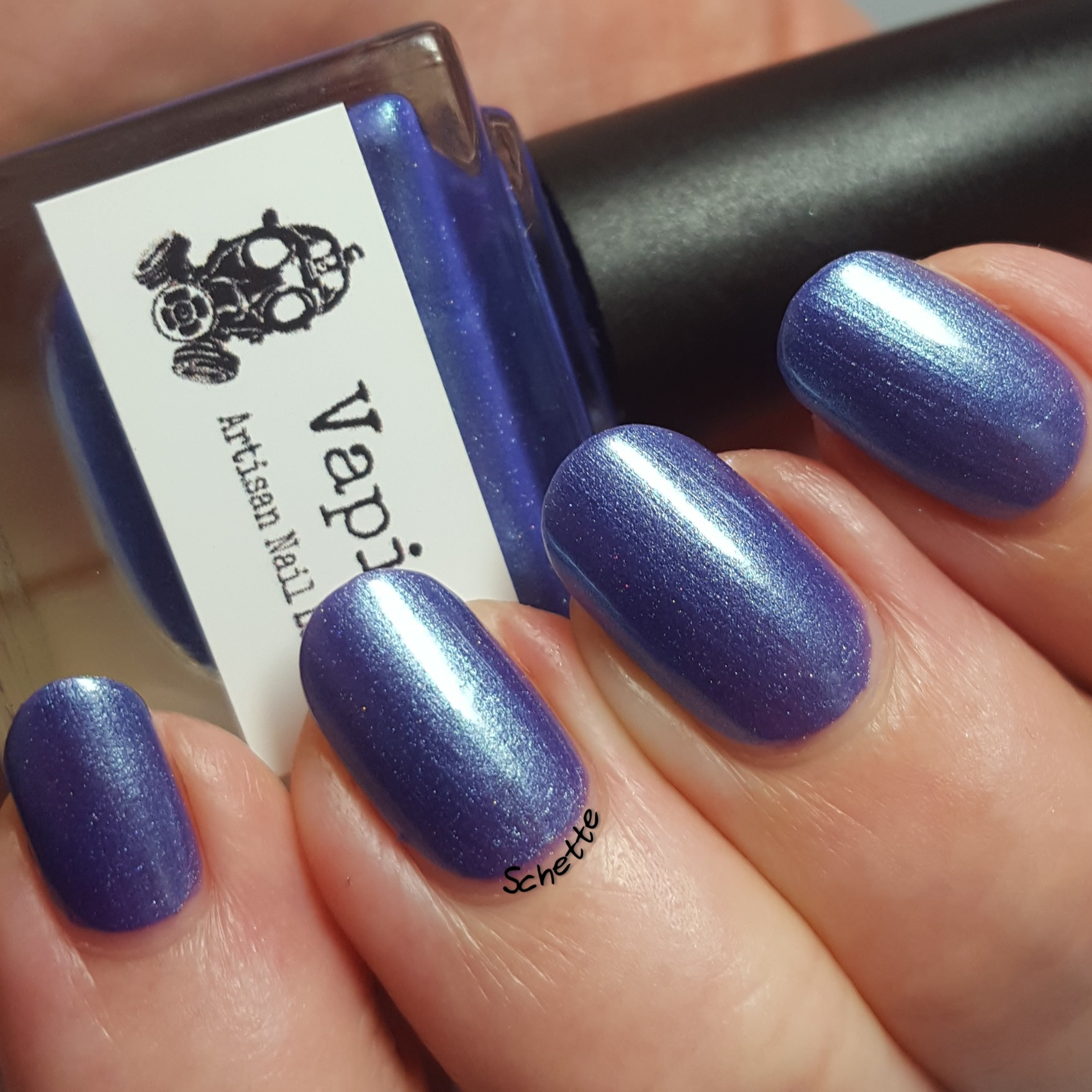 Vapid Lacquer - Happy Nessie