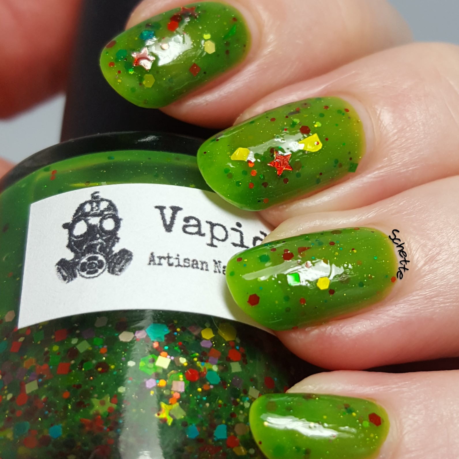 Vapid Lacquer - Ugly Sweeter 2015