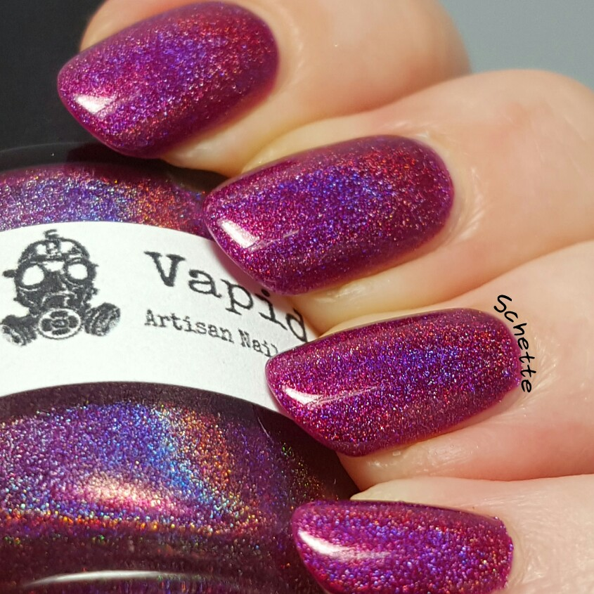 Vapid Lacquer - Whatz her face