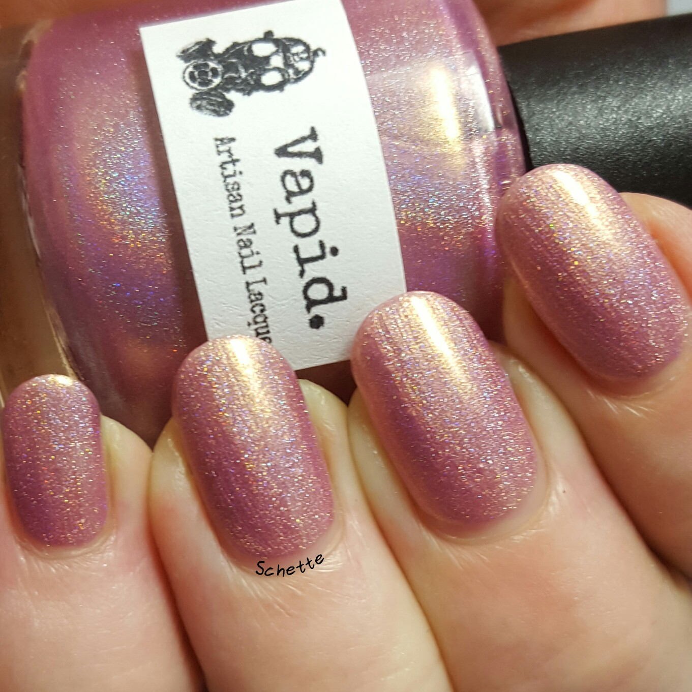 Vapid Lacquer - Once upon a time