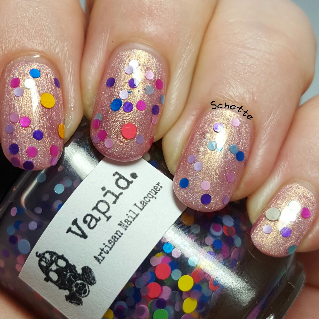 Vapid Lacquer - Seeing spots
