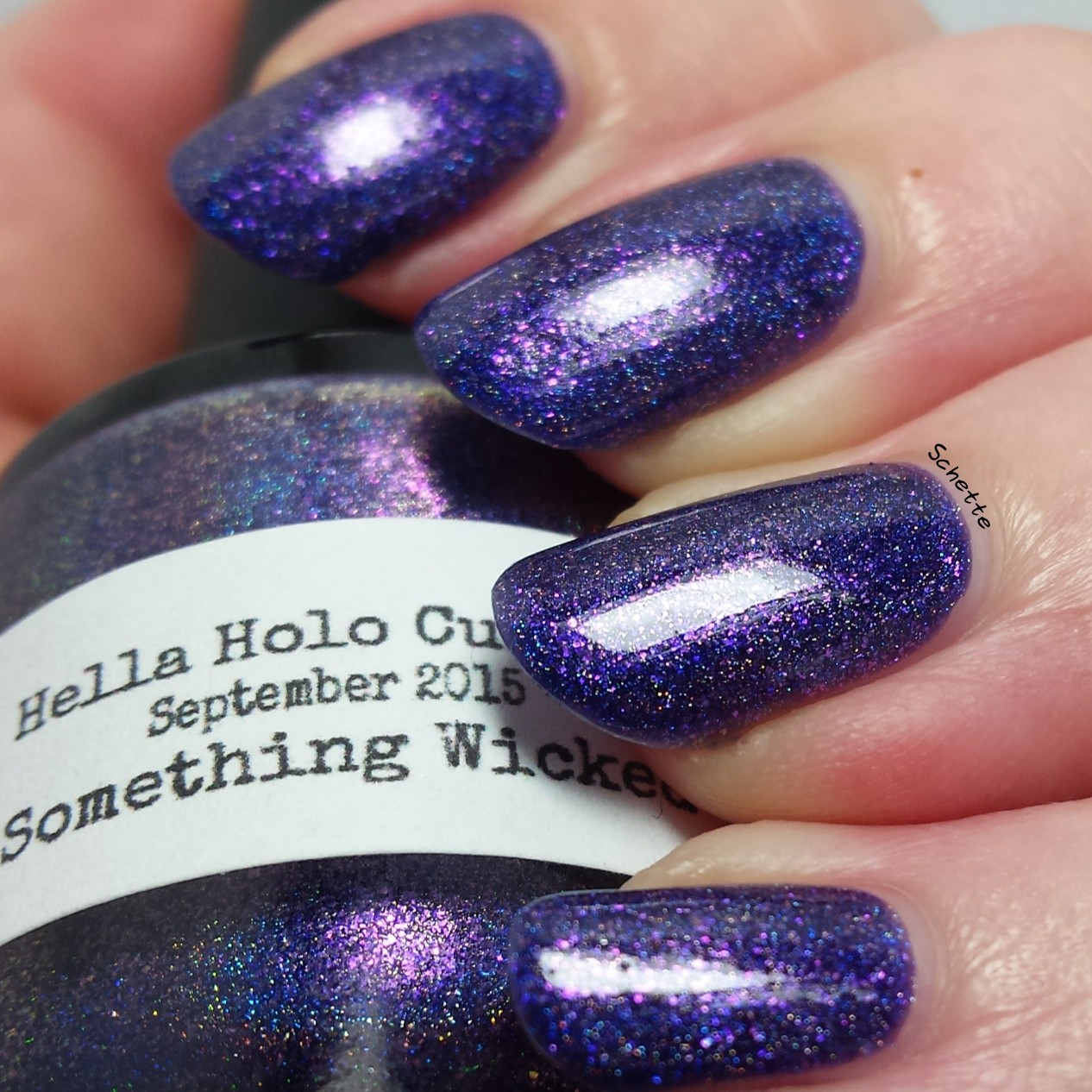 Vapid Lacquer - Somehting wicked