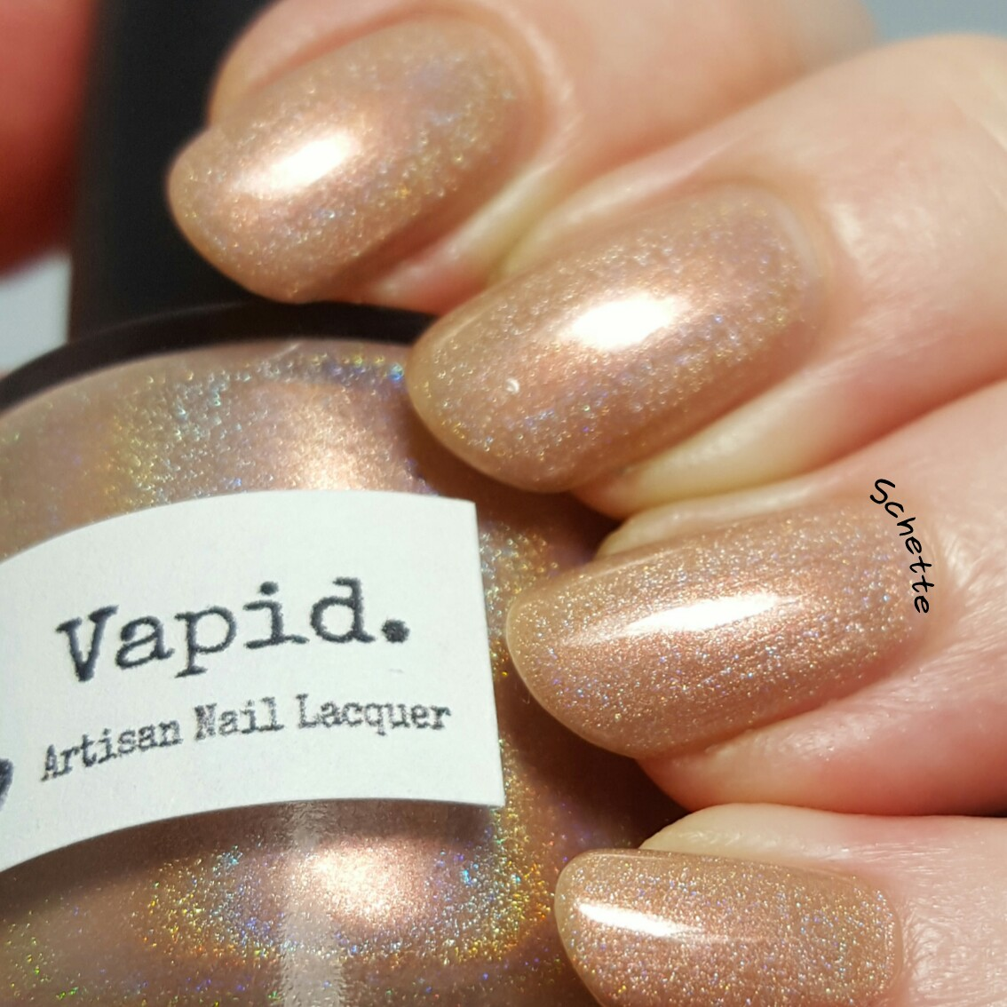 Vapid Lacquer - Surprise, I am drunk