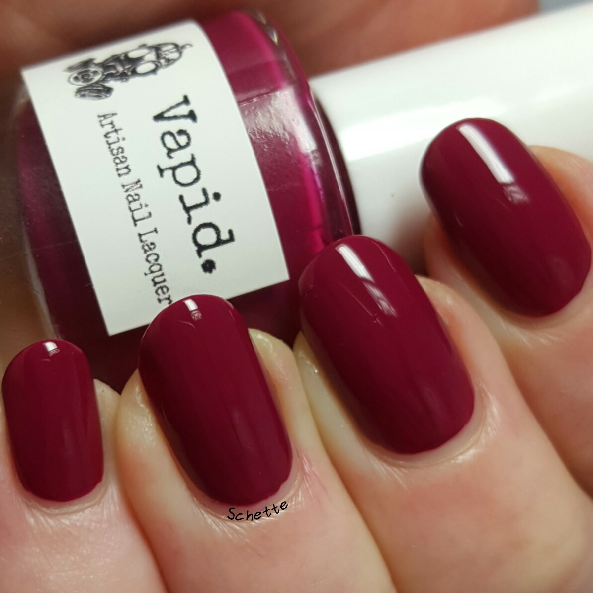 Vapid Lacquer - Wine O'clock